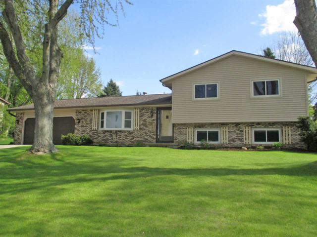 821 Liberty Dr, Deforest, WI 53532 (#1857459) :: Nicole Charles & Associates, Inc.