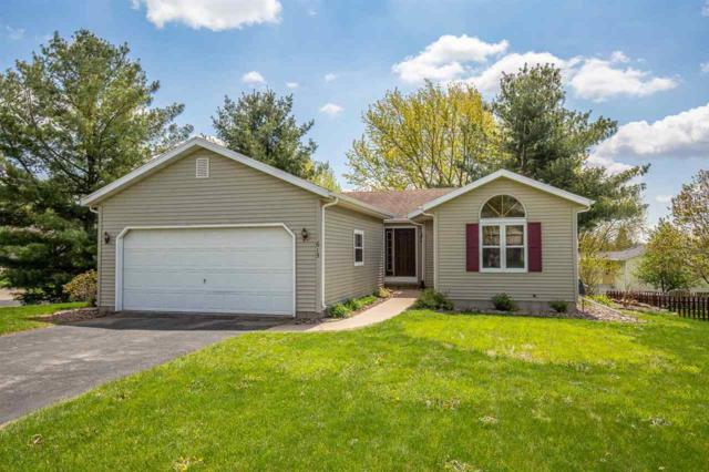 615 Overlook Terr, Deforest, WI 53532 (#1857515) :: Nicole Charles & Associates, Inc.