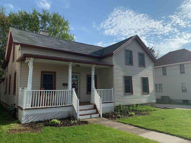 509 W Maple Ave, Beaver Dam, WI 53916 (#1857729) :: Nicole Charles & Associates, Inc.