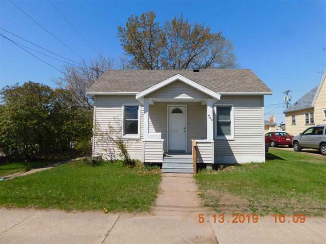 640 S 9th St, Wisconsin Rapids, WI 54494 (#1857774) :: Nicole Charles & Associates, Inc.