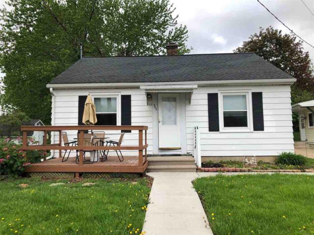 203 Badger Dr, Baraboo, WI 53913 (#1857858) :: Nicole Charles & Associates, Inc.