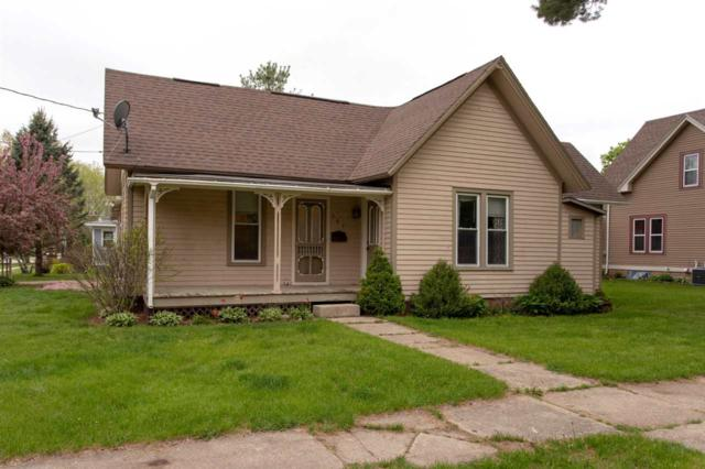 707 E 3rd Ave, Brodhead, WI 53520 (#1857910) :: Nicole Charles & Associates, Inc.