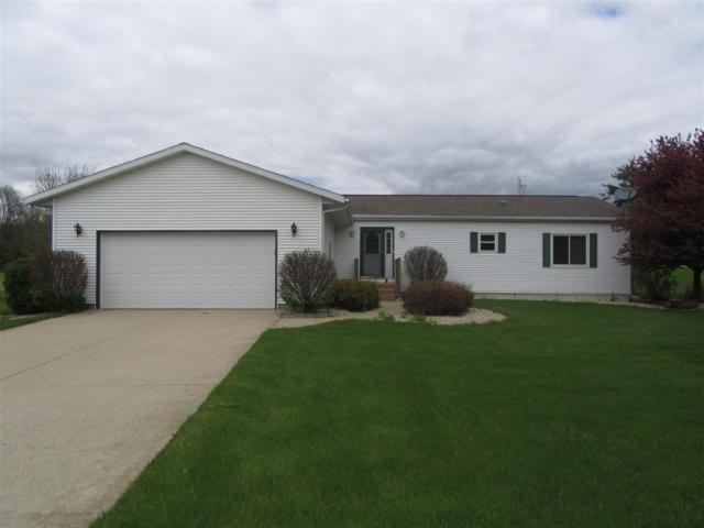 688 Bliven Rd, Albion, WI 53534 (#1857952) :: Nicole Charles & Associates, Inc.