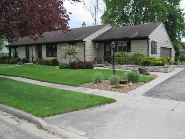 272 E Green St, Jefferson, WI 53549 (#1857989) :: Nicole Charles & Associates, Inc.