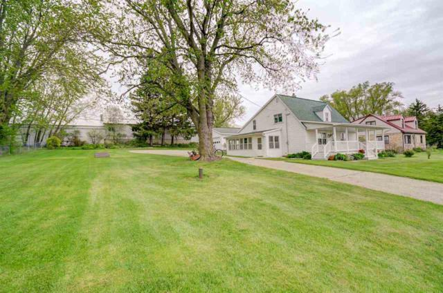 3713 County Rd P, Cross Plains, WI 53528 (#1858084) :: Nicole Charles & Associates, Inc.