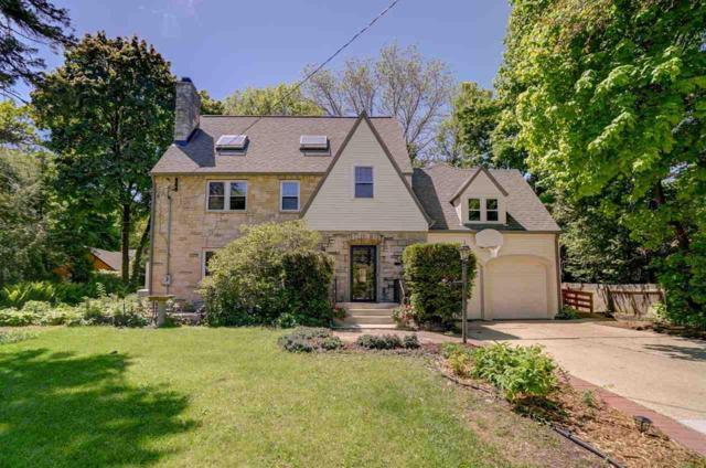 1244 Wellesley Rd, Shorewood Hills, WI 53705 (#1858805) :: Nicole Charles & Associates, Inc.