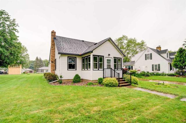 208 4th St, Waunakee, WI 53597 (#1858996) :: Nicole Charles & Associates, Inc.