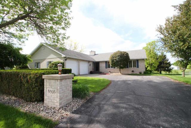 8916 Schoon Rd, Roxbury, WI 53583 (#1859166) :: Nicole Charles & Associates, Inc.