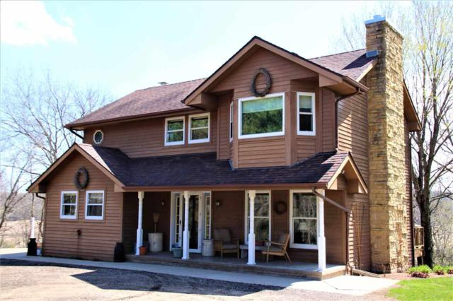 4575 Garfoot Rd, Cross Plains, WI 53528 (#1859344) :: Nicole Charles & Associates, Inc.