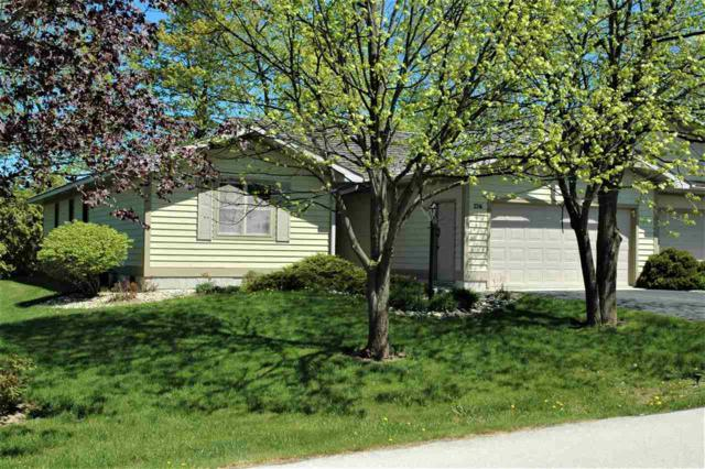 2316 Hidden Maples Pl, Sister Bay, WI 54234 (#1859436) :: Nicole Charles & Associates, Inc.