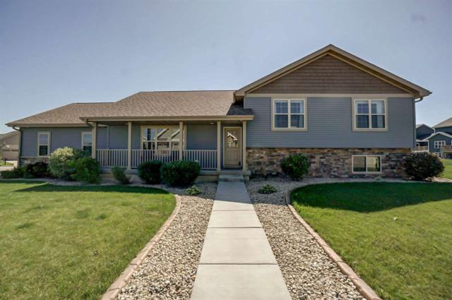 945 Star Gazer Dr, Deforest, WI 53532 (#1859854) :: Nicole Charles & Associates, Inc.