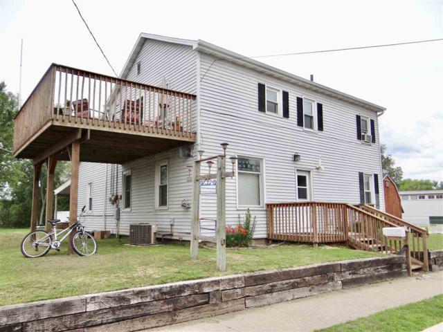 107 & 107-1/2 N Main St, Prairie Du Chien, WI 53821 (#1860092) :: Nicole Charles & Associates, Inc.