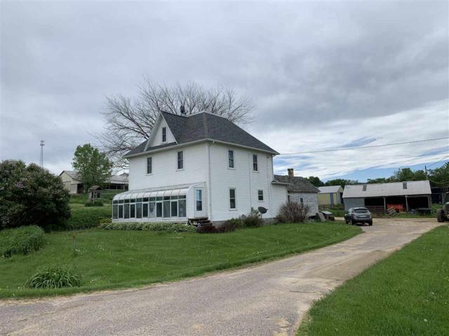 E8613 County Road B, Troy, WI 53583 (#1860205) :: Nicole Charles & Associates, Inc.