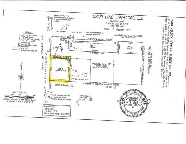 S2556 County Road Bd, Delton, WI 53913 (#1860741) :: HomeTeam4u