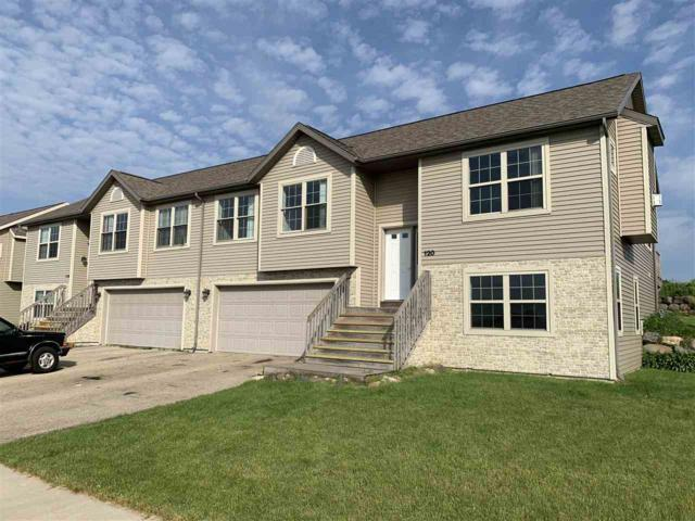 112-114 Community Dr, Fall River, WI 53932 (#1861239) :: Nicole Charles & Associates, Inc.