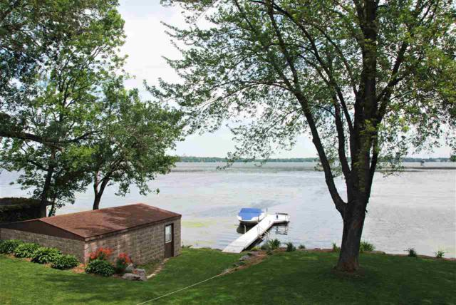 N6482 Shorewood Hills Road, Lake Mills, WI 53551 (#1861284) :: Nicole Charles & Associates, Inc.