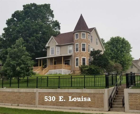 530 E Louisa St, Darlington, WI 53530 (#1861471) :: HomeTeam4u