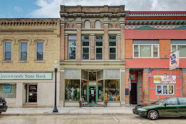 127 N Main St, Lake Mills, WI 53551 (#1862199) :: Nicole Charles & Associates, Inc.