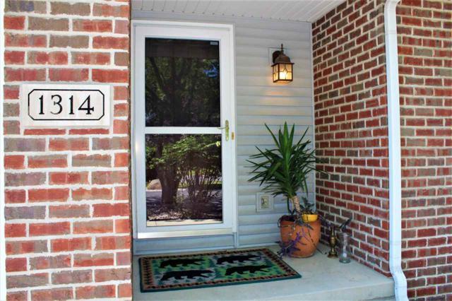 1314 Carpenter St, Madison, WI 53704 (#1862646) :: Nicole Charles & Associates, Inc.