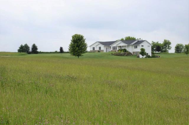 5011 Enchanted Valley Rd, Berry, WI 53528 (#1862723) :: Nicole Charles & Associates, Inc.