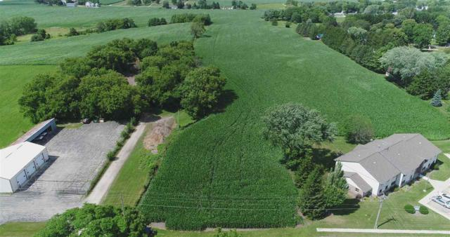 11.5 AC Cemetery Rd, Courtland, WI 53956 (#1863289) :: Nicole Charles & Associates, Inc.