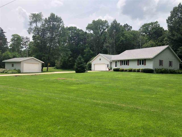 N3909 Brown Deer Dr, Decatur, WI 53520 (#1863298) :: HomeTeam4u