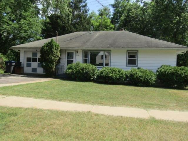 256 E Park St, Montello, WI 53949 (#1863436) :: Nicole Charles & Associates, Inc.