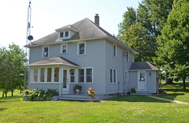 N9528 County Road Cx, Fort Winnebago, WI 53901 (#1863478) :: Nicole Charles & Associates, Inc.