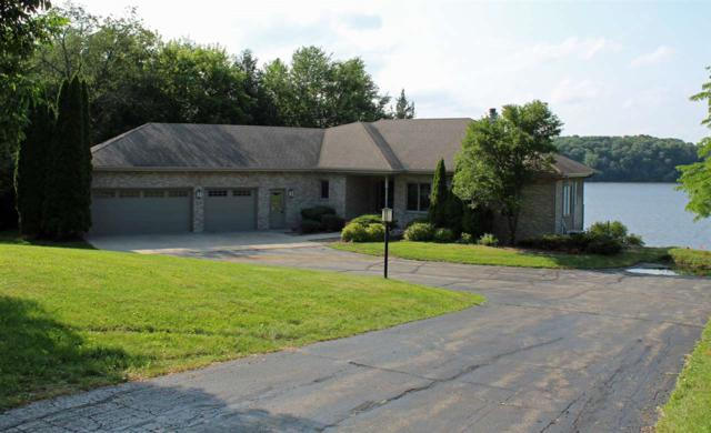 W14168 Selwood Dr, West Point, WI 53578 (#1863648) :: Nicole Charles & Associates, Inc.