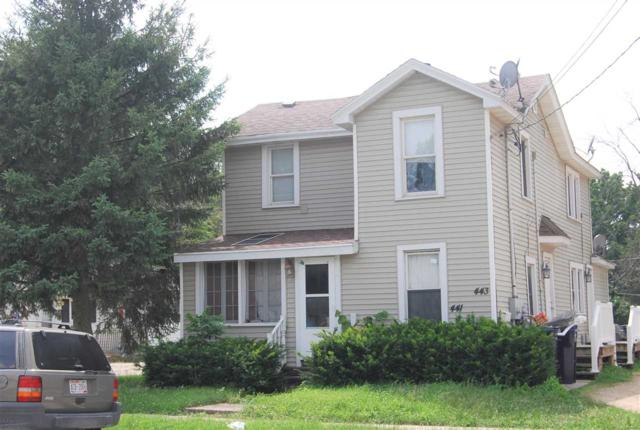 441 N Pearl St, Janesville, WI 53548 (#1863781) :: Nicole Charles & Associates, Inc.
