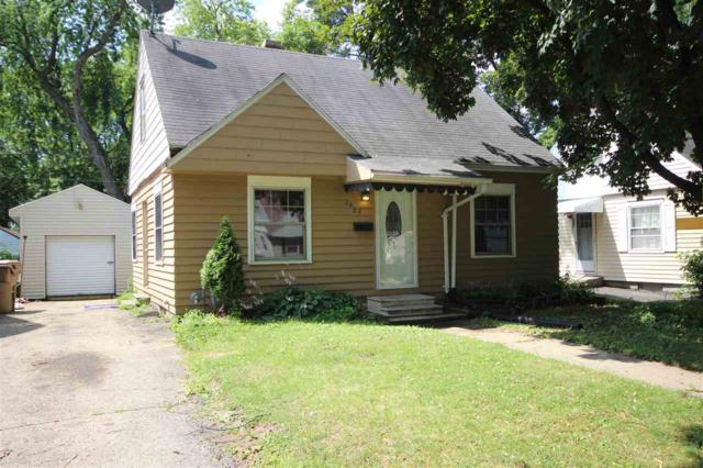 2609 Myrtle St, Madison, WI 53704 (#1863788) :: HomeTeam4u