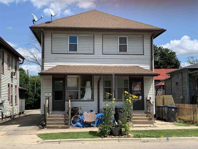 38 N Madison St, Evansville, WI 53536 (#1863972) :: Nicole Charles & Associates, Inc.