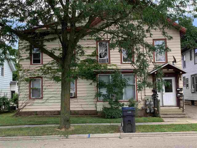 44 N Madison St, Evansville, WI 53536 (#1863973) :: Nicole Charles & Associates, Inc.
