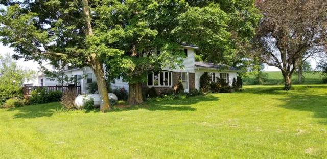 11117 Hickory Grove Rd, Clifton, WI 53554 (#1864149) :: HomeTeam4u