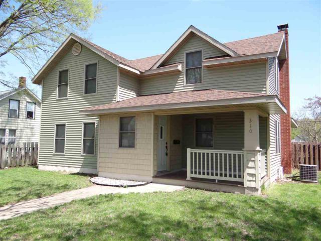 310 N Wacouta Ave, Prairie Du Chien, WI 53821 (#1864522) :: Nicole Charles & Associates, Inc.