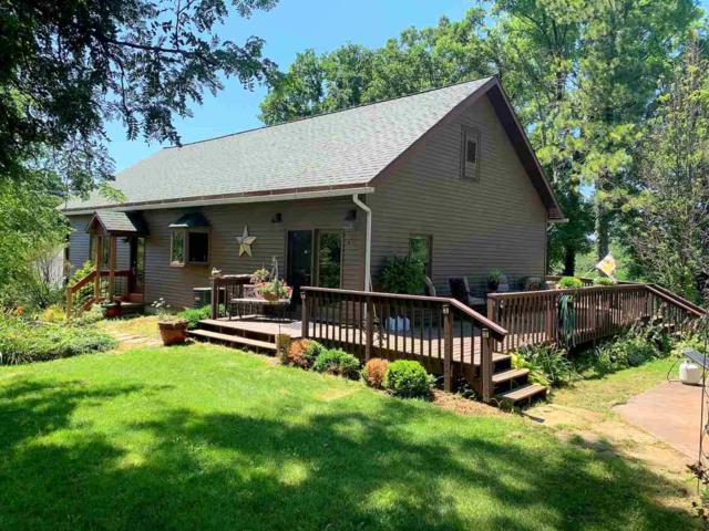 5752 River Bend Rd, Wiota, WI 53587 (#1864915) :: Nicole Charles & Associates, Inc.