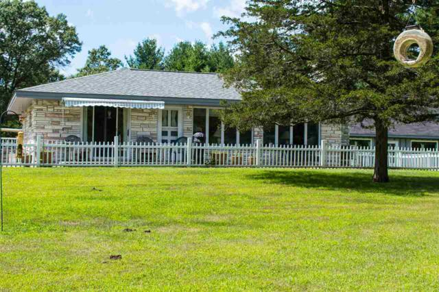 W3404 County Road Hh, Marion, WI 53948 (#1865575) :: Nicole Charles & Associates, Inc.