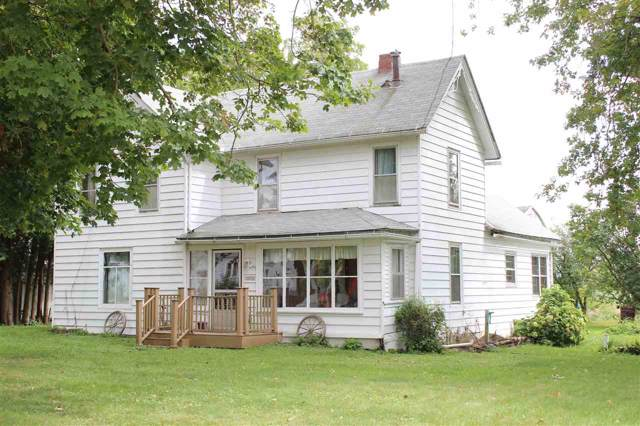 14556 County Road D, Lamont, WI 53530 (#1868334) :: Nicole Charles & Associates, Inc.