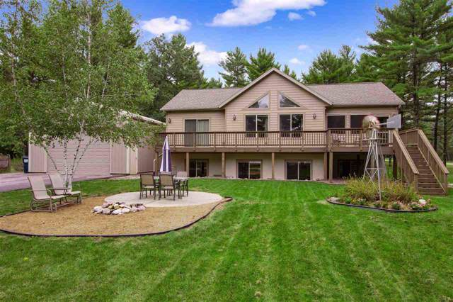 2074 Town Rd, Quincy, WI 53934 (#1868459) :: Nicole Charles & Associates, Inc.