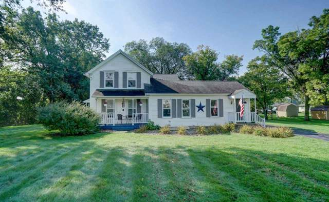 101 W Chicago St, Stoughton, WI 53589 (#1868626) :: HomeTeam4u