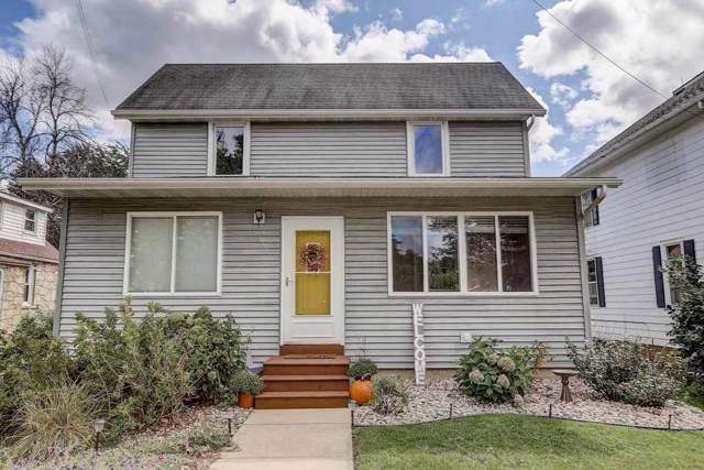 8921 County Road Y, Roxbury, WI 53583 (#1868640) :: Nicole Charles & Associates, Inc.