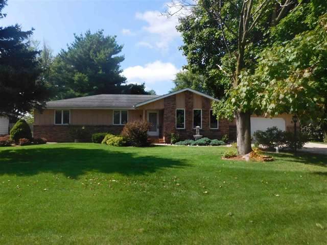 3416 Greenwood Dr, Janesville, WI 53546 (#1868660) :: Nicole Charles & Associates, Inc.