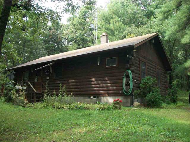 W2635 Old Hwy 71, Marion, WI 53948 (#1868682) :: Nicole Charles & Associates, Inc.