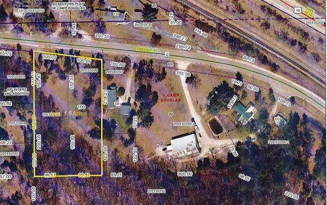 Oakdale Rd, Camp Douglas, WI 54618 (#1868778) :: Nicole Charles & Associates, Inc.