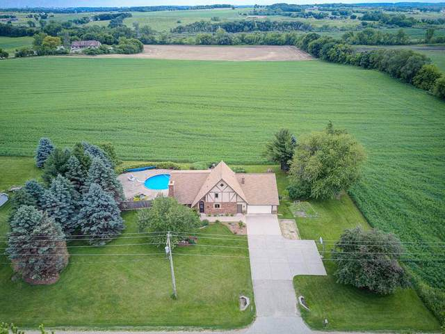 5985 County Road K, Westport, WI 53597 (#1868891) :: Nicole Charles & Associates, Inc.