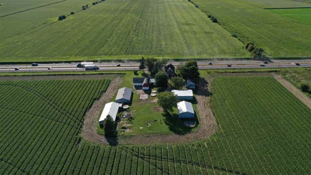 S8742 Hwy 12, Sumpter, WI 53578 (#1868917) :: Nicole Charles & Associates, Inc.