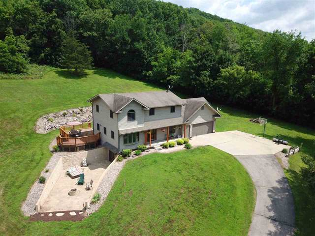 28341 County Road Bb, Buena Vista, WI 53581 (#1868958) :: Nicole Charles & Associates, Inc.