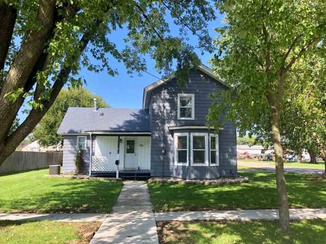 701 12th St, Brodhead, WI 53520 (#1869623) :: Nicole Charles & Associates, Inc.
