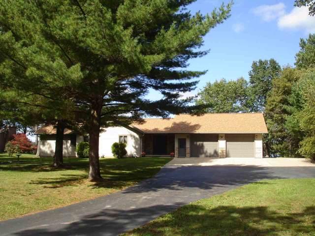 W4364 County Road K, Packwaukee, WI 53949 (#1869659) :: HomeTeam4u