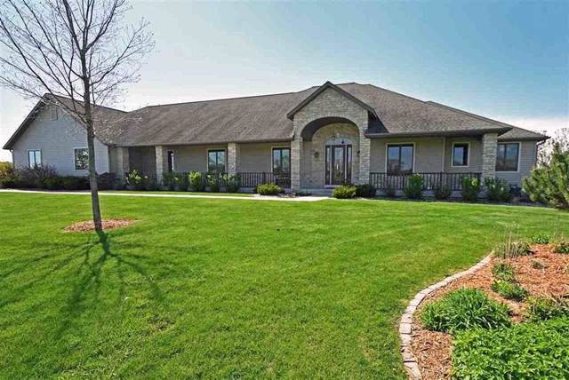 6085 Purcell Rd, Oregon, WI 53575 (#1869676) :: Nicole Charles & Associates, Inc.